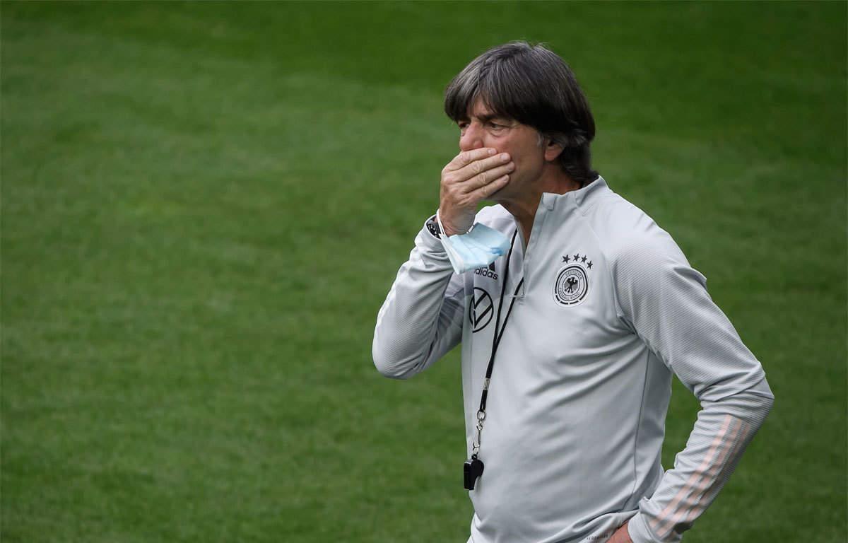 Loew đang bế tắc trong việc xây dựng đội hình cho tuyển Đức. (Nguồn: AFP)