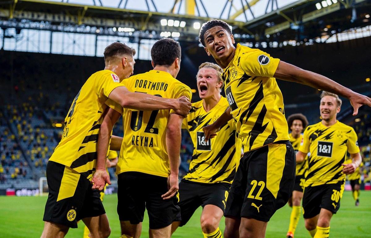 Dortmund khởi đầu thuận lợi. (Nguồn: Getty Images)