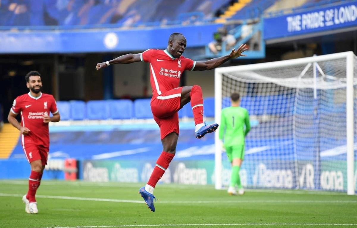 Mane mang chiến thắng về cho Liverpool. (Nguồn: Getty Images)