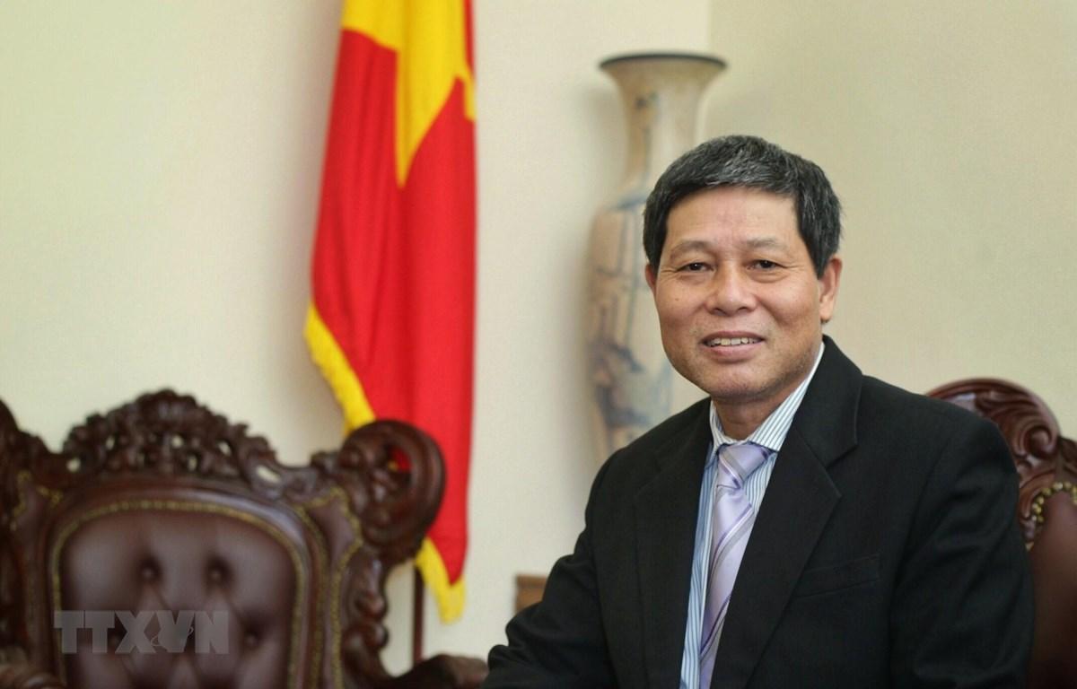 Đại sứ đặc mệnh toàn quyền Việt Nam tại Malaysia Lê Quý Quỳnh. (Ảnh: Nguyễn Mạnh Tuân/TTXVN)