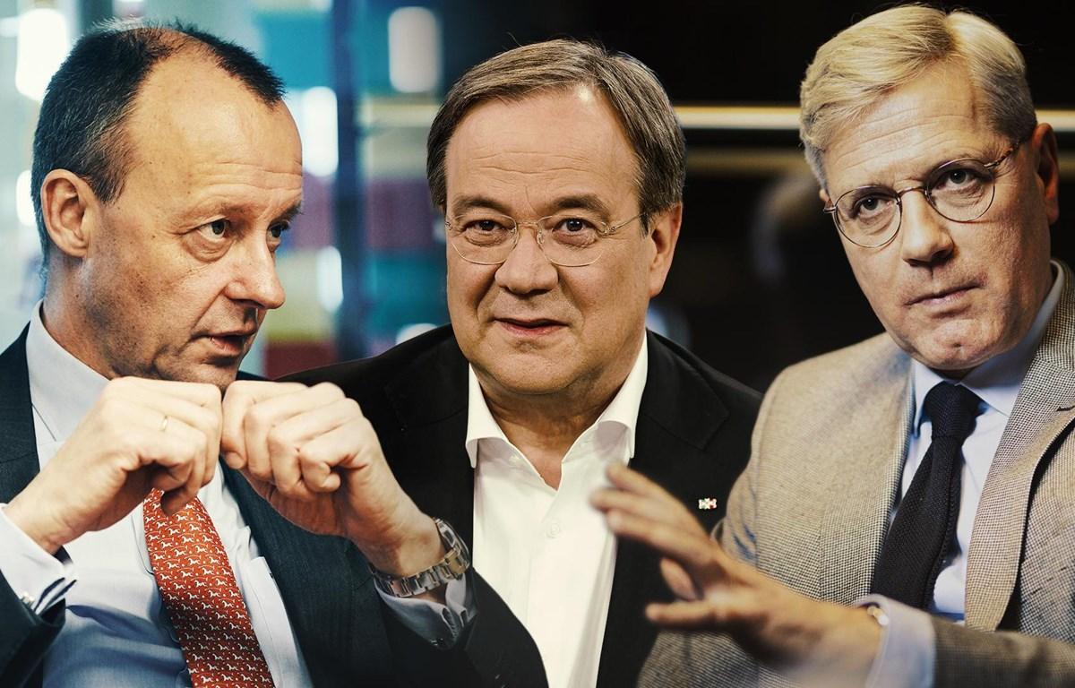Đảng CDU tổ chức đại hội đảng bầu lãnh đạo mới theo đúng kế hoạch
