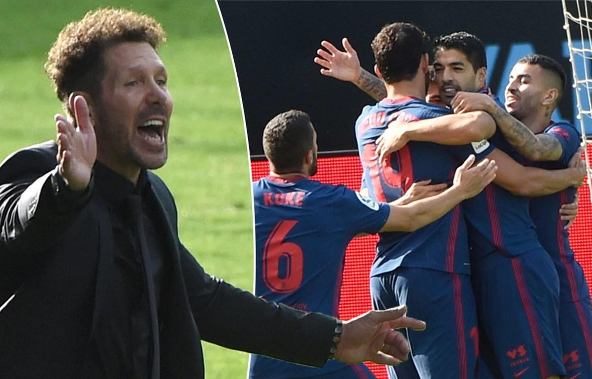 Simeone và Atletico liệu có làm nên bất ngờ trước Bayern. (Nguồn: Getty Images)