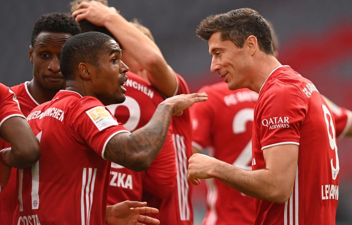Bayern Munich giành chiến thắng hủy diệt, (Nguồn: Getty Images)