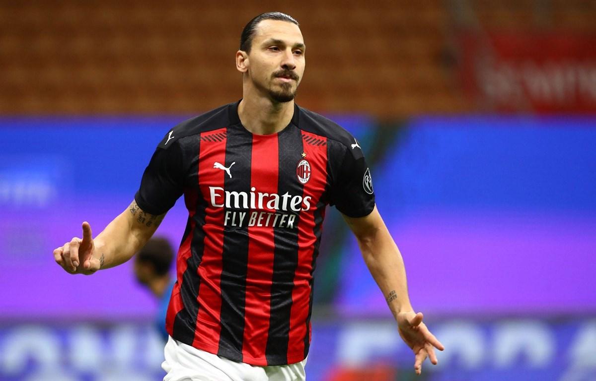 Ibrahimovic đã có 6 bàn tại Serie A mùa này. (Nguồn: Getty Images)