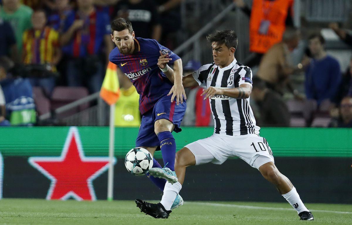 Juventus-Barcelona, trận cầu tâm điểm diễn ra vào rạng sáng 29/10. (Nguồn: Getty Images)