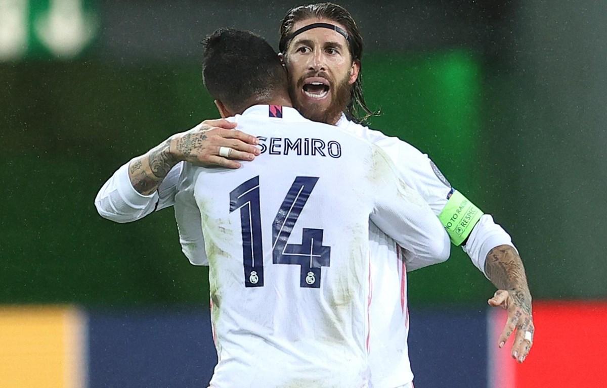 Real vẫn đang đi tìm chiến thắng đầu tay tại Champions League. (Nguồn: Getty Images)