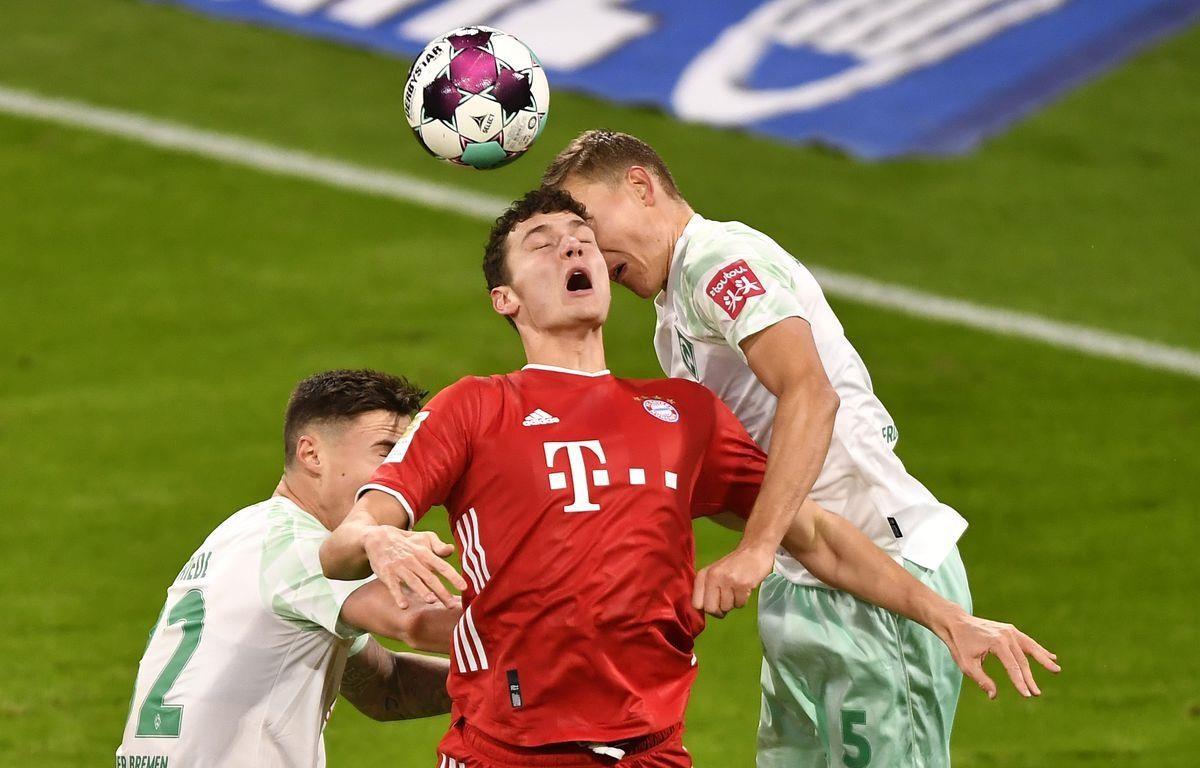Bayern Munich chia điểm với Bremen. (Nguồn: Getty Images)