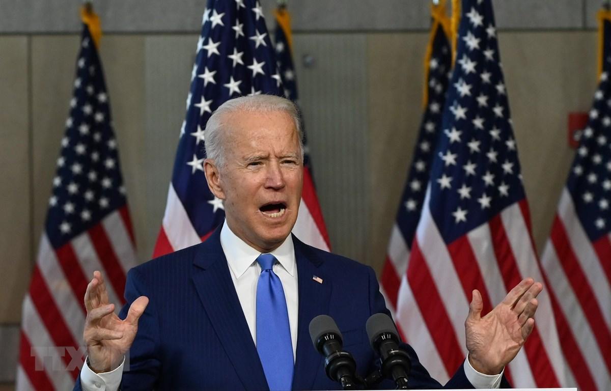 Ông Joe Biden. (Ảnh: AFP/TTXVN)