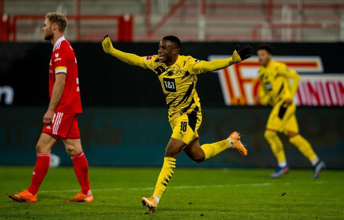 Dortmund đã bại trận trước Union Berlin - tin thể thao ngày 19/12/2020 đáng chú ý