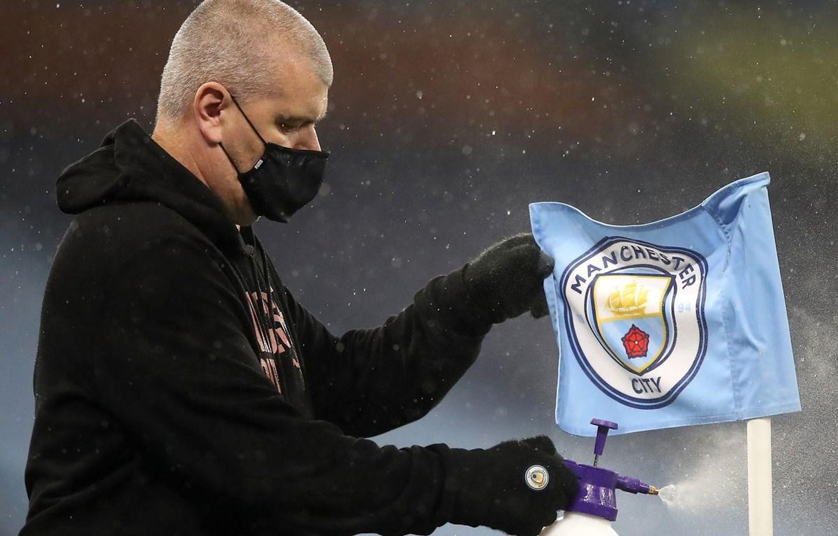 Man City và các đội bóng Premier League đang chịu ảnh hưởng bởi COVID-19. (Nguồn: Sky)