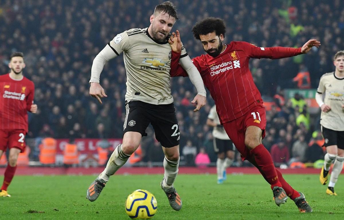 Manchester United đối đầu Liverpool ở vòng 4 FA Cup. (Nguồn: Getty Images)