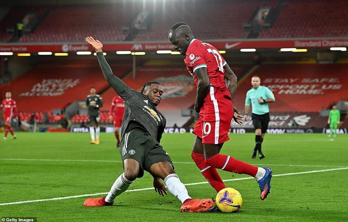 Liverpool gặp khó trước hàng thủ M.U. (Nguồn: Getty Images)