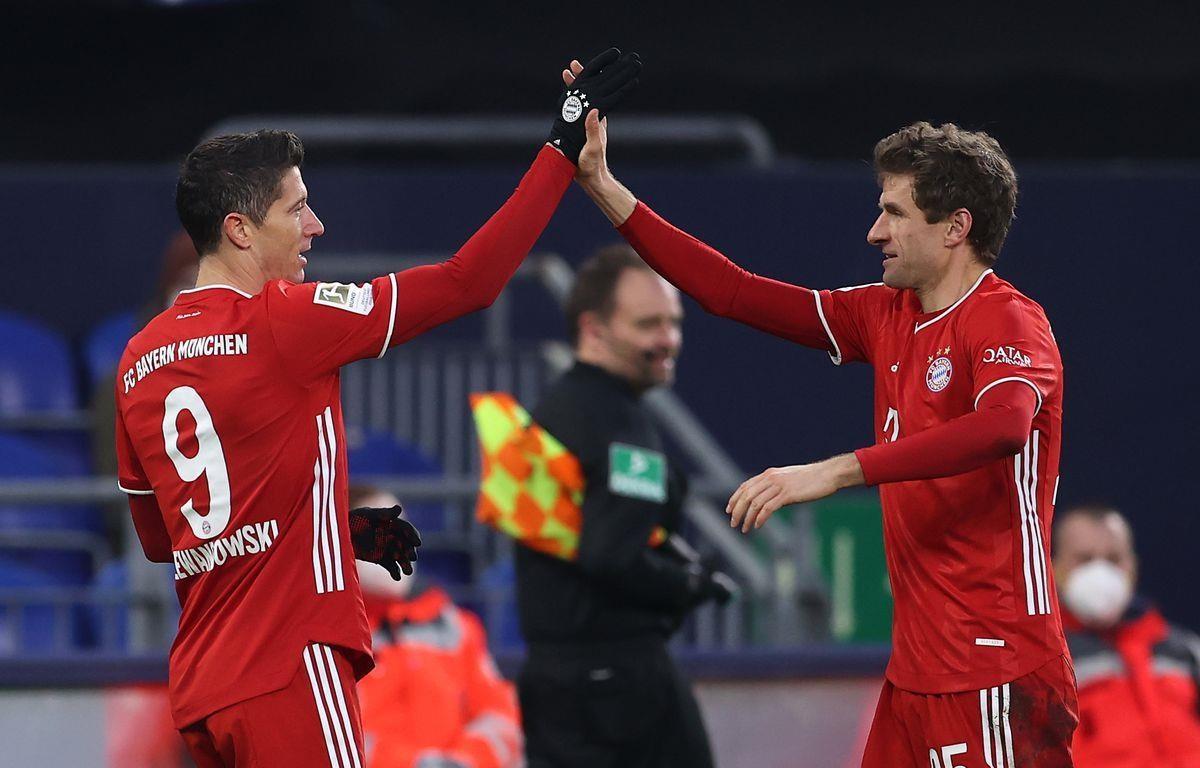 Bayern lại chễm chệ ngôi đầu Bundesliga quen thuộc. (Nguồn: Getty Images)