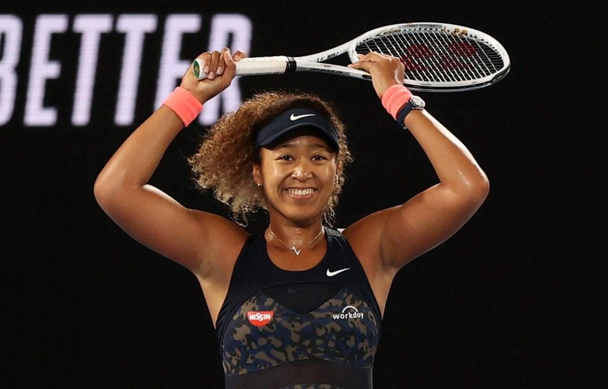 Naomi Osaka vô địch Australian Open 2021. (Nguồn: Reuters)