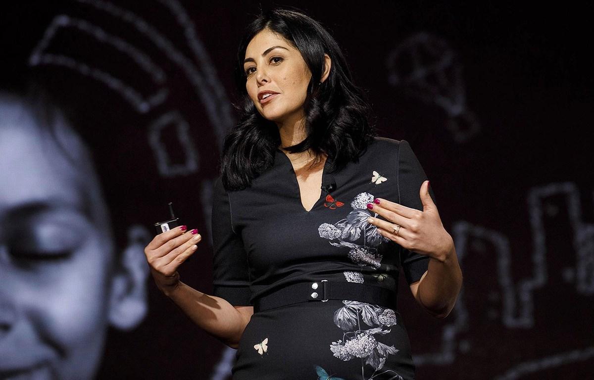 Nữ giám đốc Diana Trujillo. (Nguồn: Getty Images)
