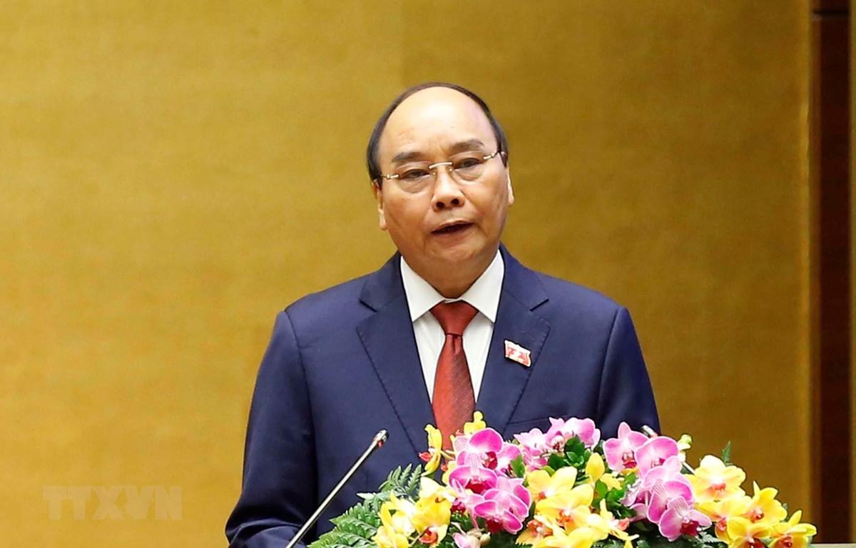 Chủ tịch nước Nguyễn Xuân Phúc sẽ chủ trì Hội nghị cấp cao của Hội đồng Bảo an Liên Hợp Quốc. (Ảnh: Doãn Tấn/TTXVN)
