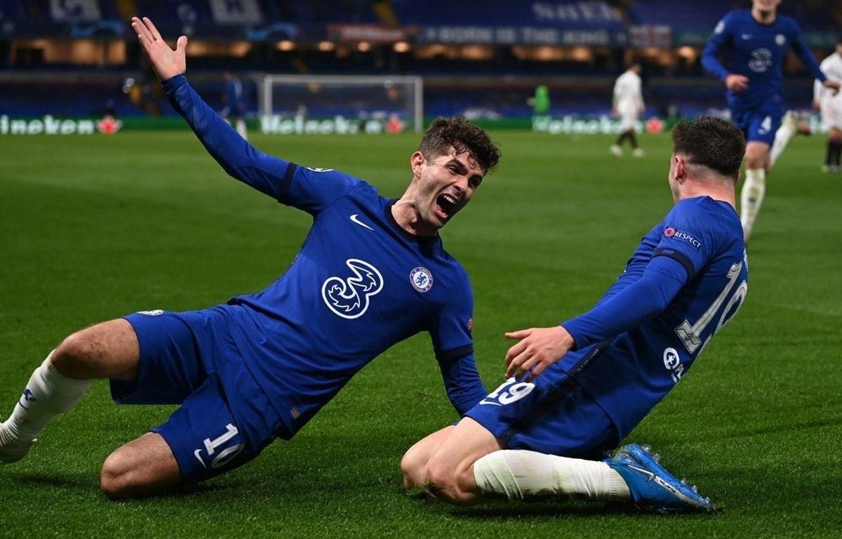 Chelsea giành quyền vào chung kết Champions League. (Nguồn: Getty Images)