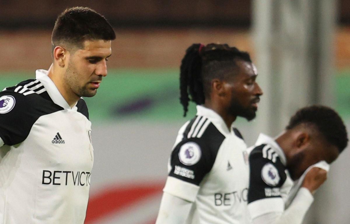 Fulham chia tay Premier League sau 1 năm thăng hạng. (Nguồn: Sky)