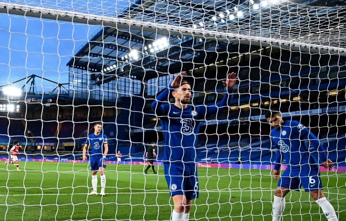 Jorginho mắc sai lầm khiến Chelsea thất bại. (Nguồn: Getty Images)
