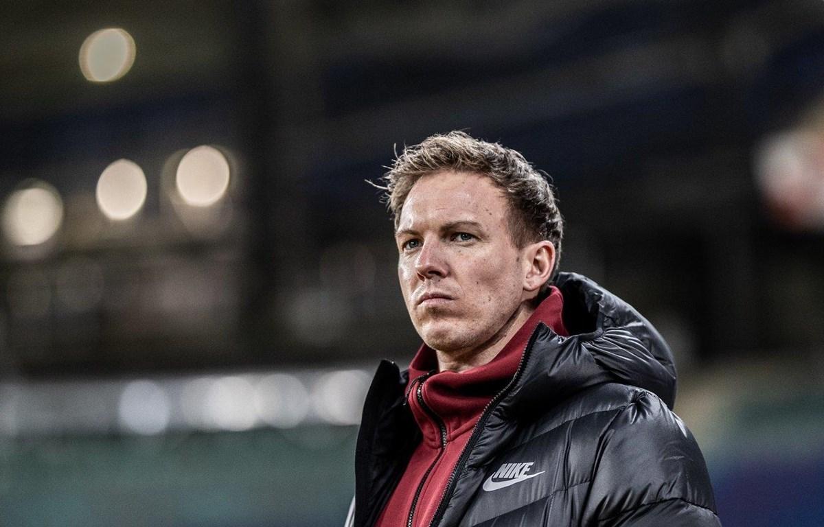 Julian Nagelsmann đang chịu sức ép trước khi chính thức dẫn dắt Bayern. (Nguồn: Getty Images)