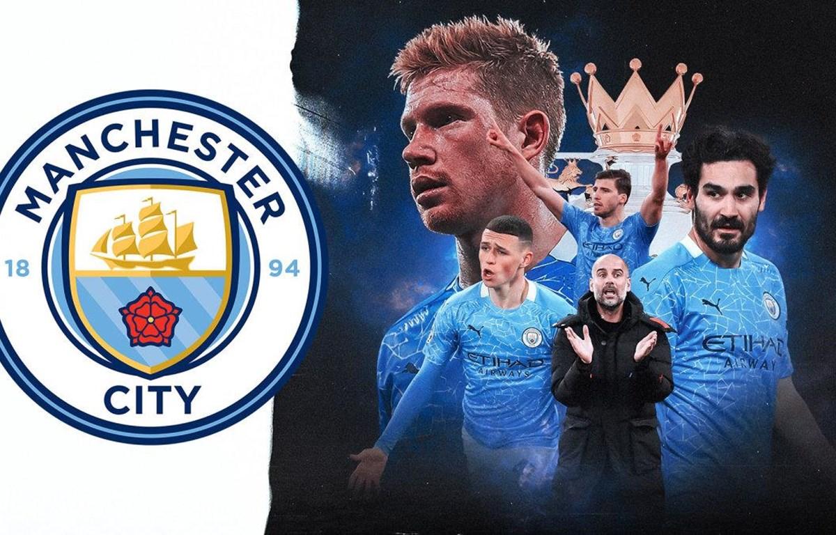 Man City lập nên nhiều kỷ lục trên hành trình lên ngôi vô địch.