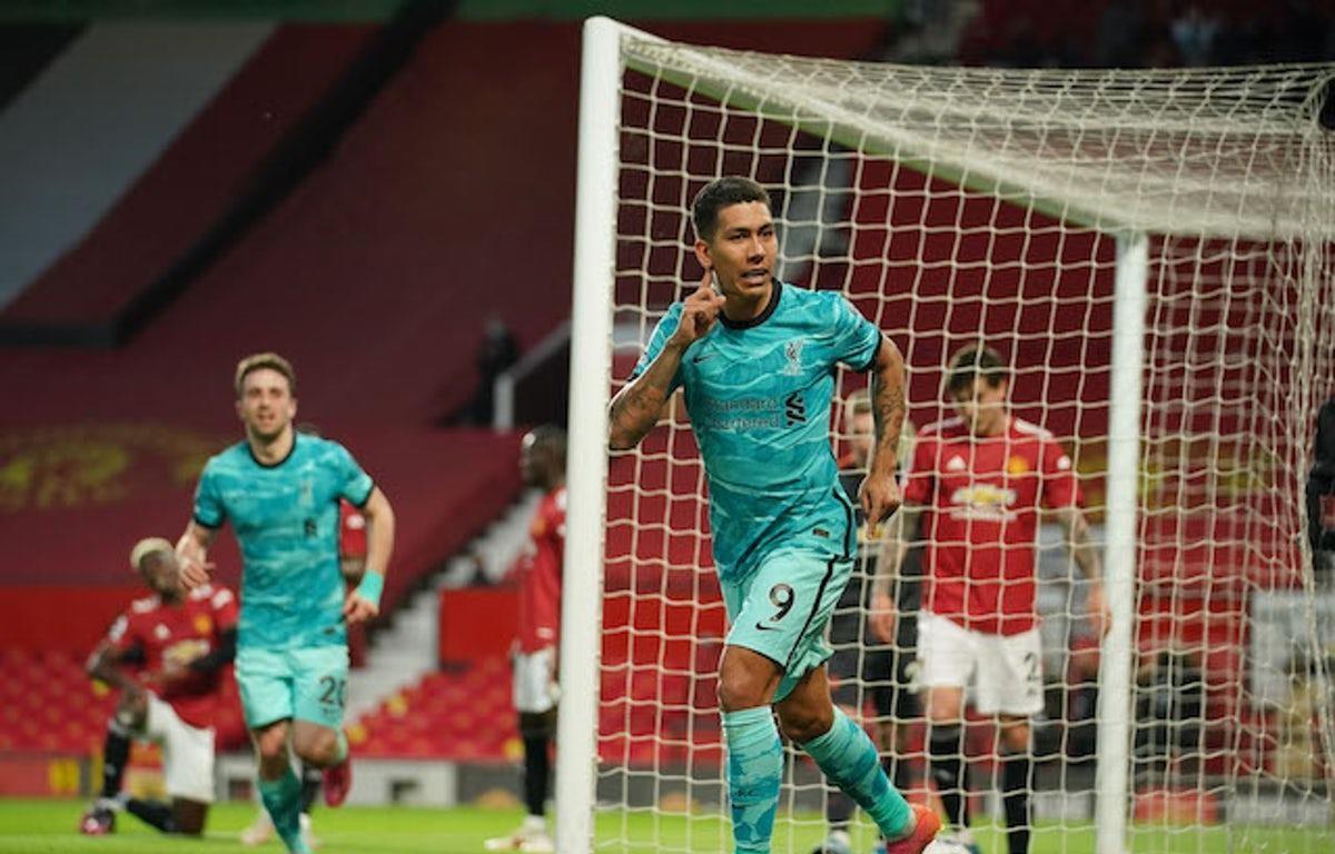 Firmino tỏa sáng mang chiến thắng về cho Liverpool. (Nguồn: Getty Images)