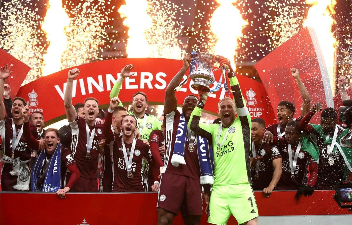 Leicester City lần đầu giành FA Cup. (Nguồn: Getty Images)