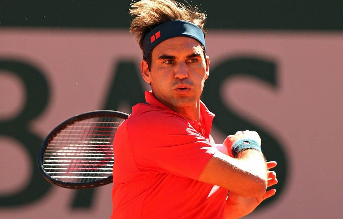 Federer thẳng tiến vào vòng 4 Roland Garros. (Nguồn: atptour)