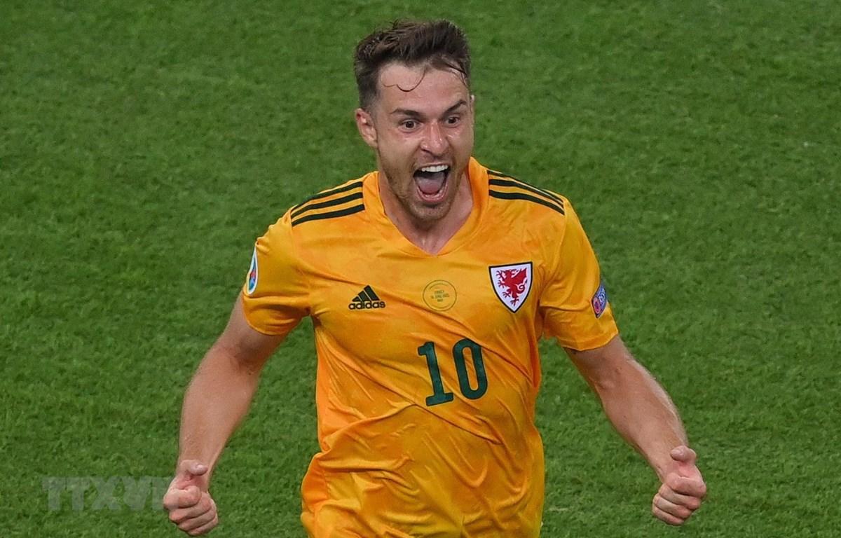 Ramsey sẽ cho người Italy thấy được giá trị của mình? (Ảnh: AFP/TTXVN)