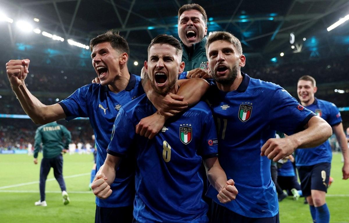 Italy vào chung kết EURO 2020. (Nguồn: Reuters)