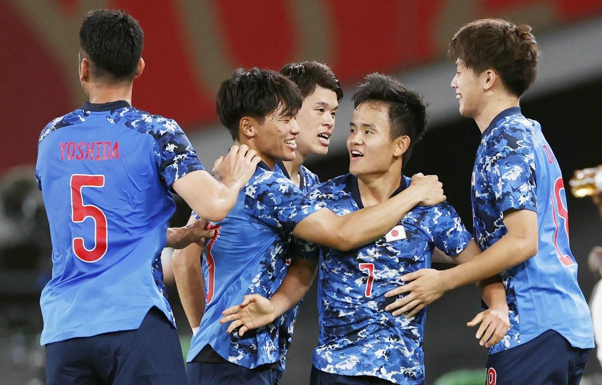 U23 Nhật Bản có cơ hội sớm vào tứ kết. (Nguồn: Getty Images)