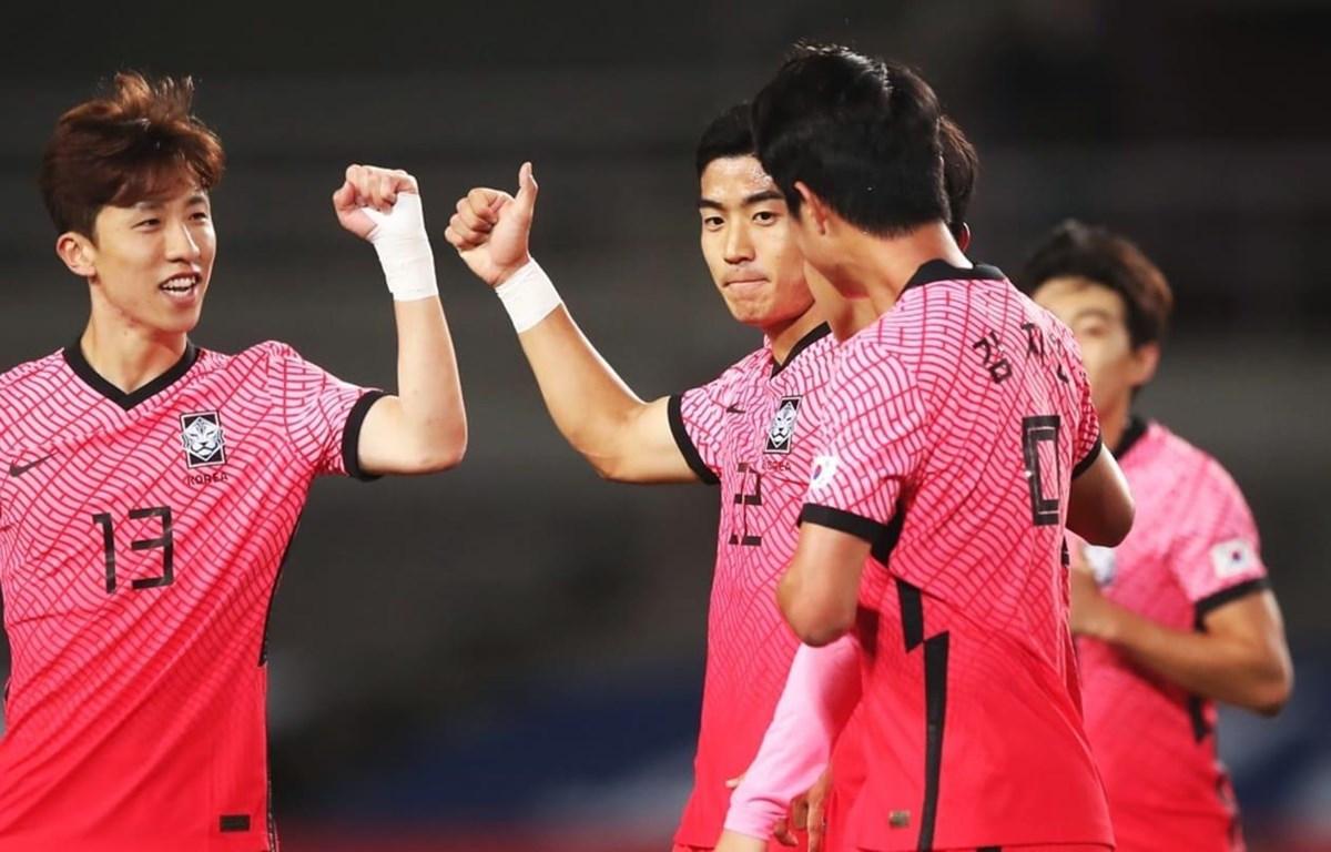 U23 Hàn Quốc hướng đến chiến thắng thứ 3 liên tiếp. (Nguồn: AFC)