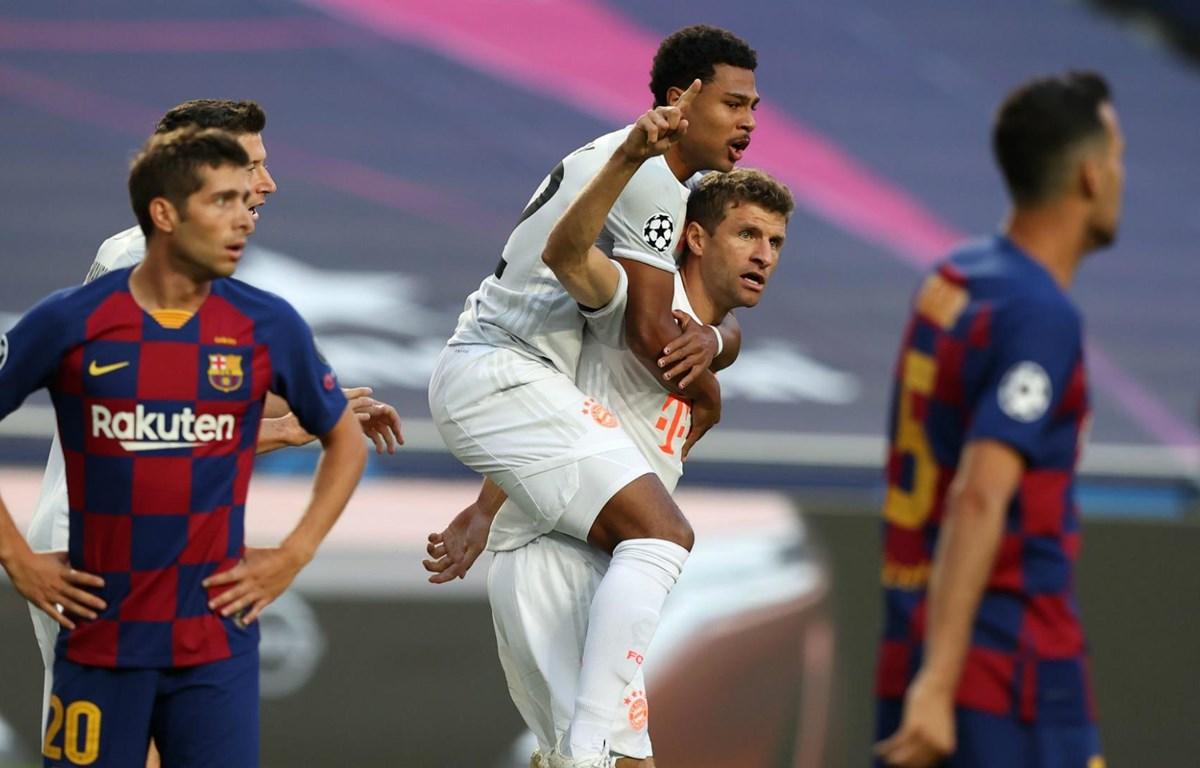 Barcelona tái ngộ Bayern kể từ sau thảm bại 2-8. (Nguồn: Getty Images)