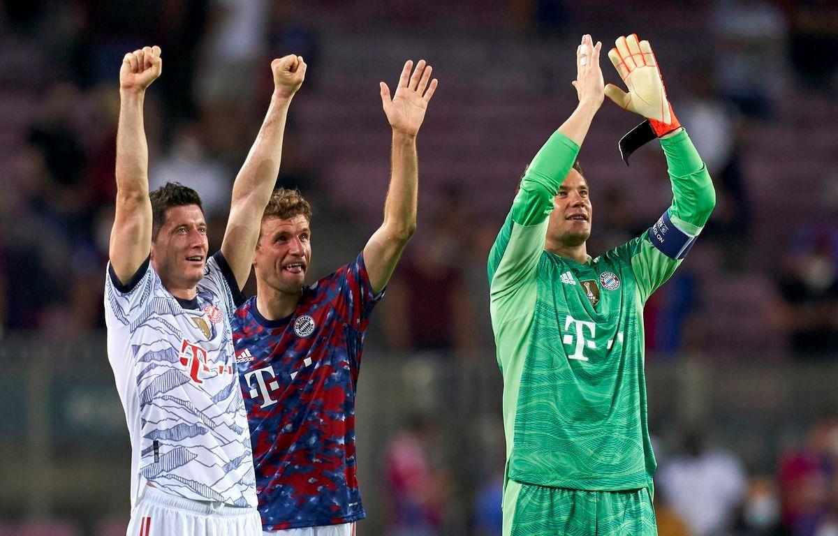 Bayern có chiến thắng thuyết phục tại Camp Nou. (Nguồn: Getty Images)