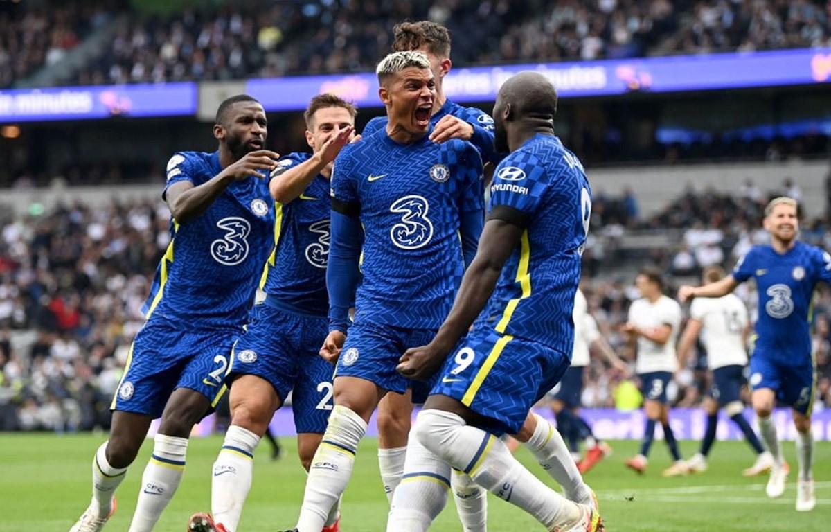 Chelsea lên ngôi đầu Premier League. (Nguồn: Getty Images)