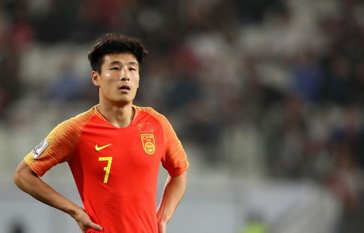 Wu Lei có nguy cơ lỡ trận gặp Việt Nam. (Nguồn: Getty Images)
