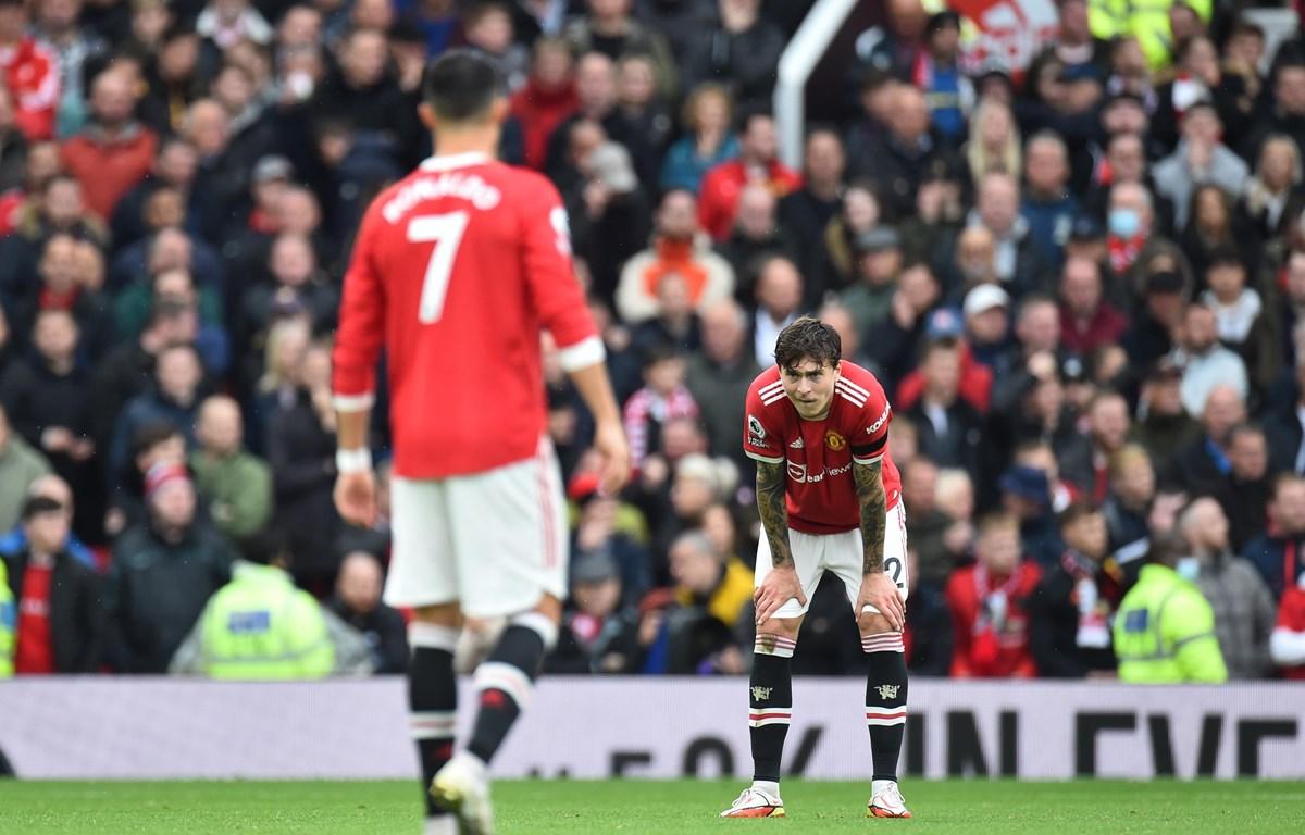 Manchester United chia điểm trên sân nhà. (Nguồn: Getty Images)