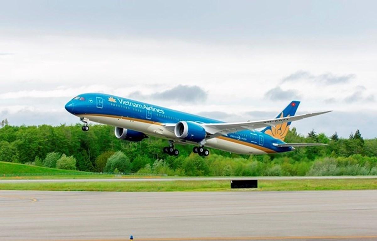Nhiều chuyến bay của hãng hàng không Vietnam Airlines đi châu Âu bị lùi giờ khai thác. (Ảnh: Vietnam Airlines)