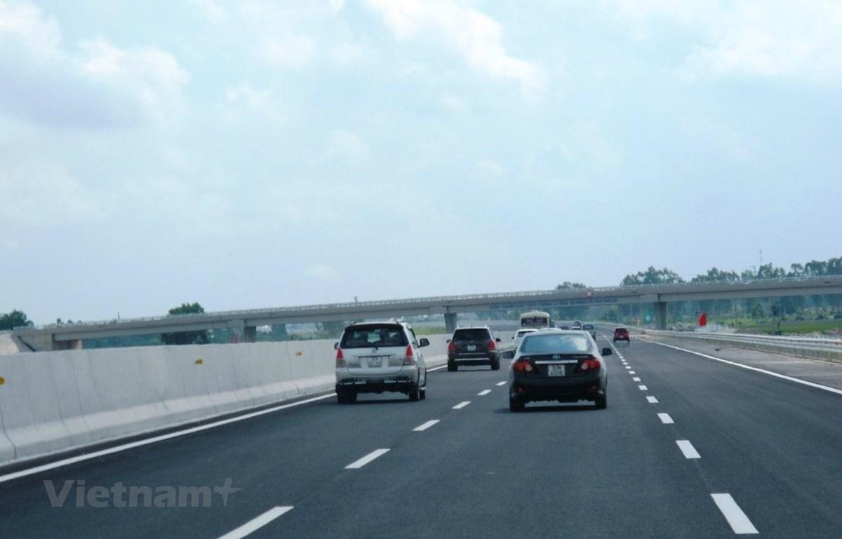 Có nhiều nhà đầu tư quan tâm đến dự án cao tốc Bắc-Nam. (Ảnh: Việt Hùng/Vietnam+)
