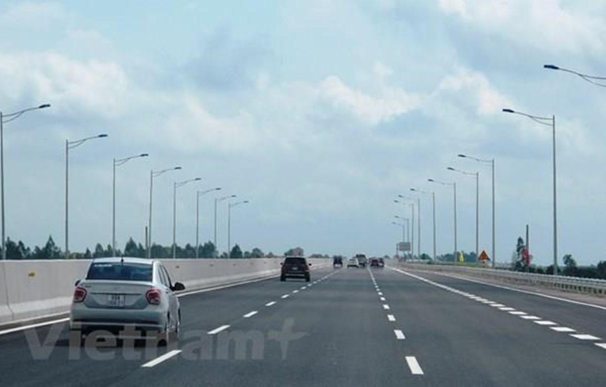 Dự án cao tốc Bắc-Nam đang thu hút được nhiều nhà đầu tư trong nước và quốc tế quan tâm tham gia sơ tuyển. (Ảnh: Việt Hùng/Vietnam+)