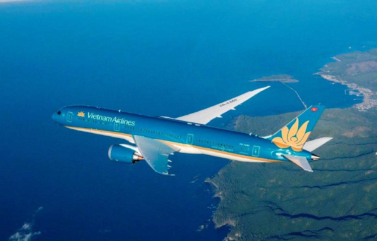 Hệ số sử dụng ghế của Vietnam Airlines ở mức 80,3%. (Ảnh: Vietnam Airlines cung cấp)