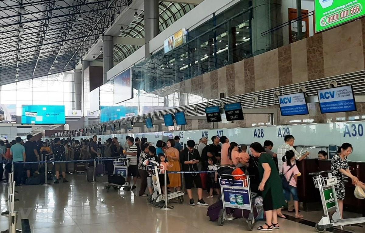 Vietnam Airlines chuyển sang áp dụng chính sách hệ kiện hành lý mới từ ngày 1/8 tới. (Ảnh: Việt Hùng/Vietnam)