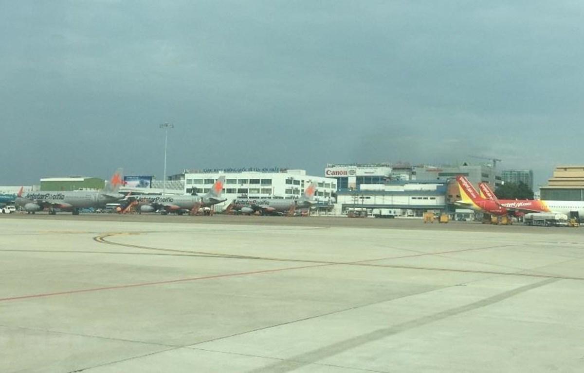Tính hết tháng 9/2019, đội tàu bay của các hãng hàng không Việt Nam đạt 200 chiếc. (Ảnh: Việt Hùng/Vietnam+)