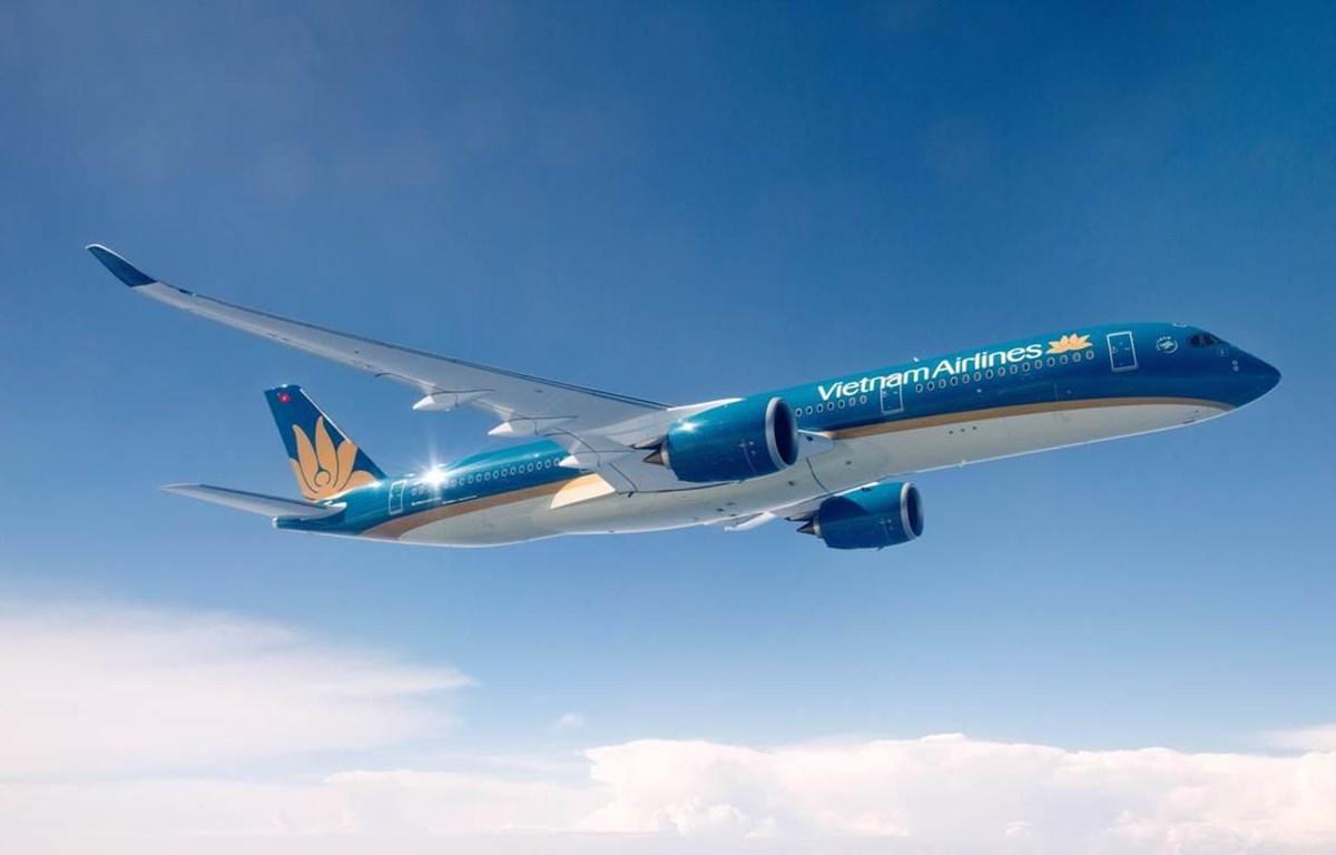 Tiến tới trở thành Hãng hàng không công nghệ số, Vietnam Airlines không ngừng đẩy mạnh ứng dụng công nghệ thông tin trong hoạt động sản xuất kinh doanh. (Ảnh: Vietnam Airlines cung cấp)