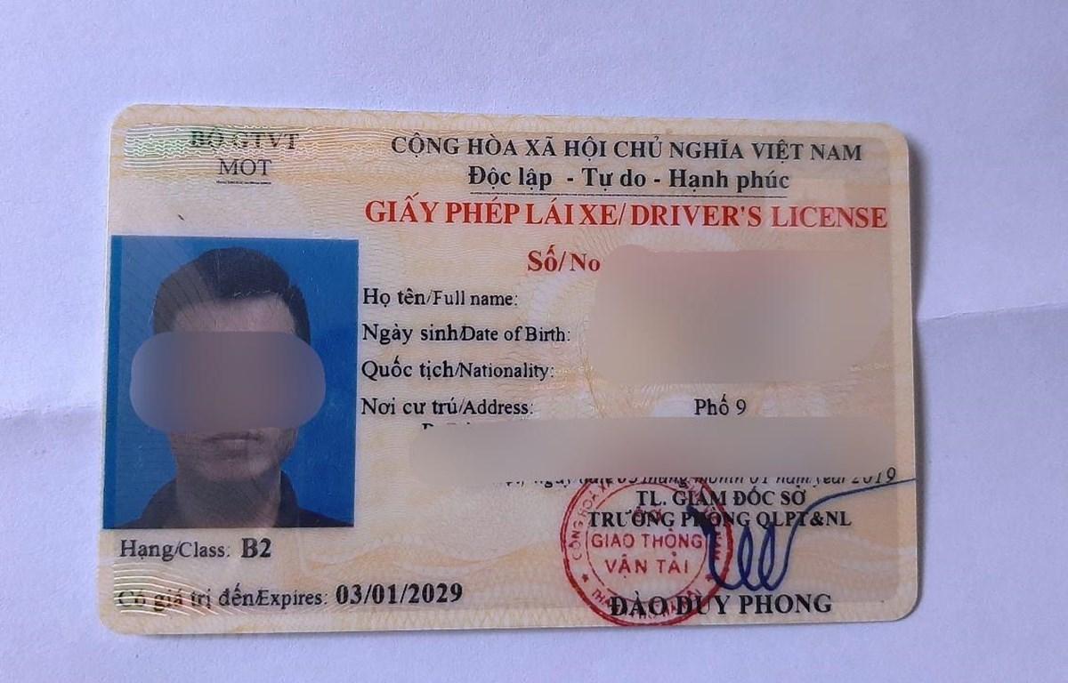 Quy định về điểm của giấy phép lái xe là một biện pháp quản lý hành chính. Nếu trong 1 năm mà bị trừ hết 12 điểm, tài xế phải học và thi sau ít nhất 6 tháng. (Ảnh: Việt Hùng/Vietnam+)