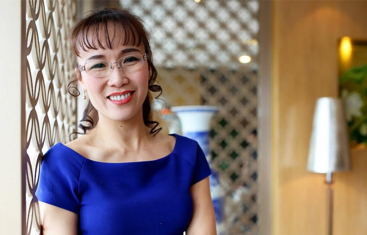 Bà Nguyễn Thị Phương Thảo, Tổng giám đốc Vietjet Air. (Nguồn ảnh: Business Insider)