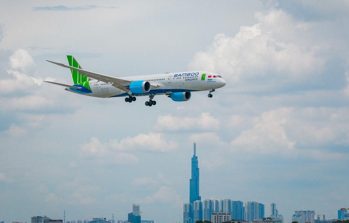 Bamboo Airways dẫn đầu bay đúng giờ của toàn ngành hàng không