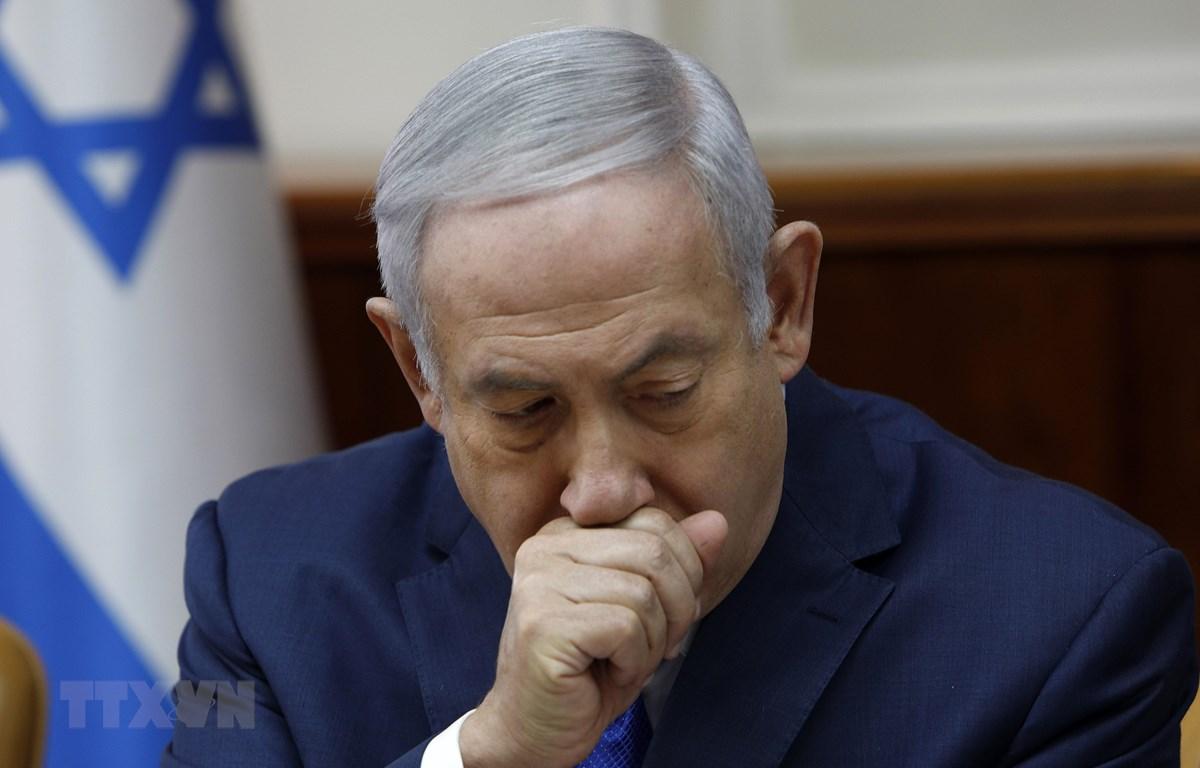 Thủ tướng Benjamin Netanyahu. (Nguồn: AFP/TTXVN)