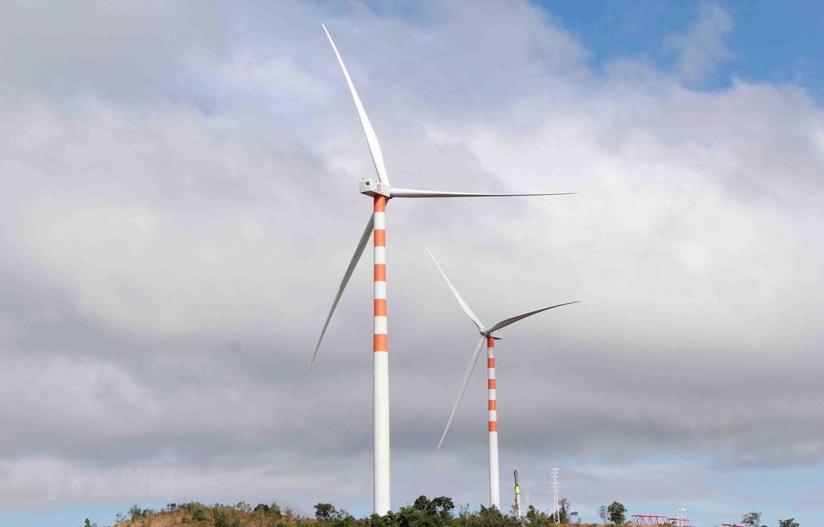 Thu hút đầu tư vào lĩnh vực năng lượng là một trong những ưu tiên của tỉnh Quảng Trị. (Ảnh: Phạm Cường/TTXVN)