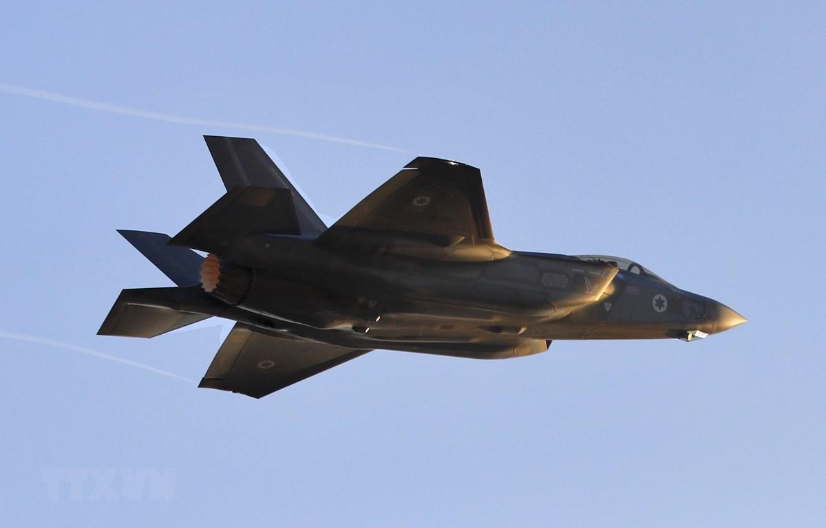 Máy bay chiến đấu F-35. (Ảnh: AFP/TTXVN)